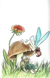 Mushroom faerie.